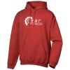 Gildan 50/50 Adult Hooded Sweatshirt - Screened