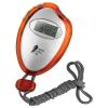 Translucent Stopwatch w/Neck Rope
