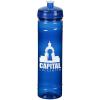 PolySure Cyclone Sport Bottle - 24 oz. - Translucent