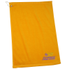 Golf Towel with Grommet and Clip  - #C111688-G