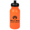 Value Sport Bottle with Push Pull Cap - 20 oz. - Translucent