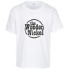 Gildan Heavy Cotton T-Shirt - Youth - Screen - White
