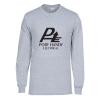Gildan Heavy Cotton LS T-Shirt - Men's - Screen - Colours