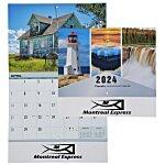 Scenic Canada Appointment Calendar