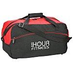 Two-Tone Sports Bag
