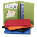Colourplay Leather Passport Wallet