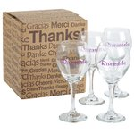 Perception Wine Glass Set