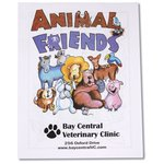 Colouring Book - Animal Friends