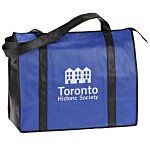 Non Woven Zippered Convention Tote