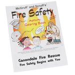 Colouring Book - Fire Safety
