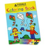 Colouring Book / Crayon Pack Combo