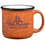Campfire Ceramic Mug - Colours - 15 oz.