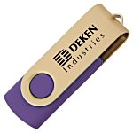 USB Swing Drive - Gold - 16GB