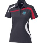 North End Sport Colour Block Polo - Ladies'