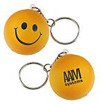 Mood Key Chain - Smiley Face