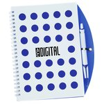 Polka Dot Notebook Set