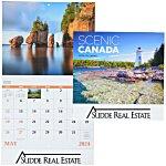 Canada Scenic Vistas Calendar