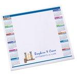 Notepad Mouse Pad - Calendar