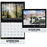 Motivations Calendar - Stapled