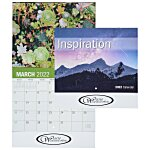 Inspirational Calendar - Stapled