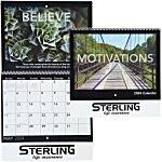 Motivations Calendar - Spiral