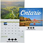 Images of Ontario Calendar - Stapled
