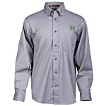 Harriton Twill Shirt with Stain Release - Men's