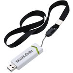 Victoria USB Drive - 4GB