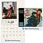 Norman Rockwell Appointment Calendar