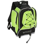 Rambler Wheeled Backpack - Closeout