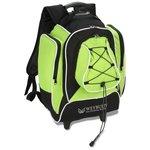 Rambler Wheeled Backpack - Closeout
