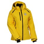 Enakyo Hooded Waterproof Jacket - Ladies' - Closeout