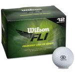 Wilson F L I Golf Balls - Closeout