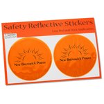 Reflective Stickers - Round