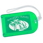 Snap Luggage Tag - Closeout