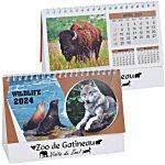 Wildlife Desk Calendar