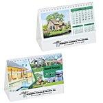 Home Beauty Desk Calendar
