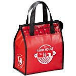 ID Laminated Non-Woven Lunch Bag - 24 hr