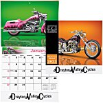 Motorcycle Mania Appointment Calendar