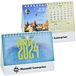 Econo Scenic Desk Calendar