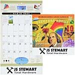 The Old Farmer's Almanac Calendar - Home Hints - Stapled