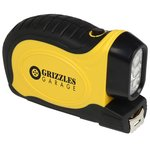 Mighty Tough Tape Measure Flashlight - Closeout