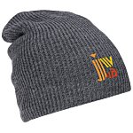Long Length Knit Toque