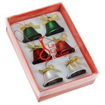 Bell Ornament Set - Closeout