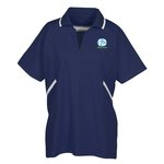 Eperformance Interlock Accent Polo - Ladies'