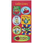 Super Kid Sticker Sheet - Healthy Habits