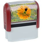 Self-Inking Security Stamp