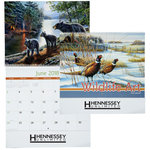 Wildlife Art Appointment Calendar - Spiral