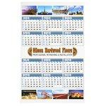 Petroleum Span-A-Year Calendar