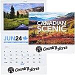 Canada Scenic Vistas Calendar w/Pocket